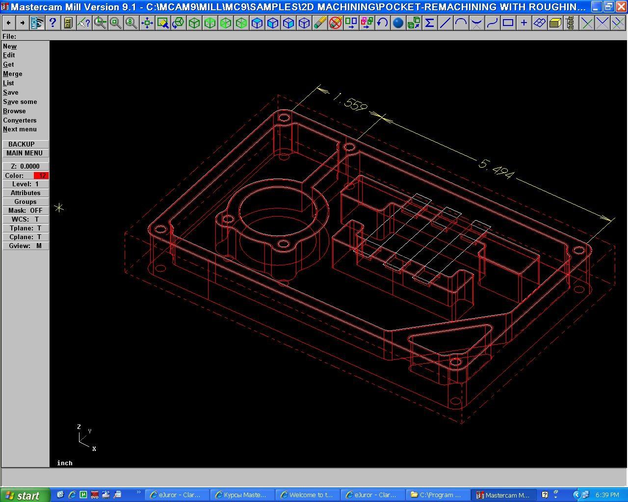 Design with Mastercam 9.1 full crack