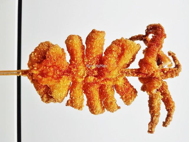 Crispy Squid, Hot & Spicy