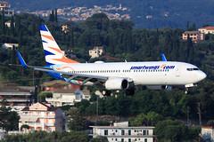 SmartWings  Boeing 737-804 OK-TSP