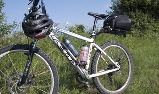 Mountain biking in Cedar City Utah
