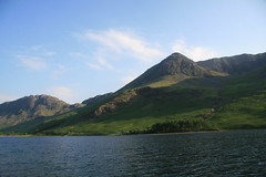 An Evening at the Side (and in)  of Buttermere