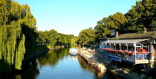 Kreuzberg Canal