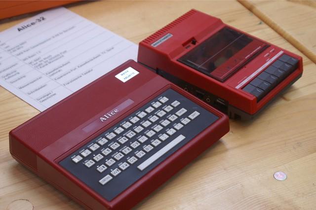 Classic Computing: Alice