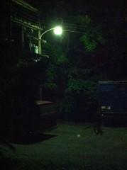 Light Pollution from Allerton Park Retreat Center