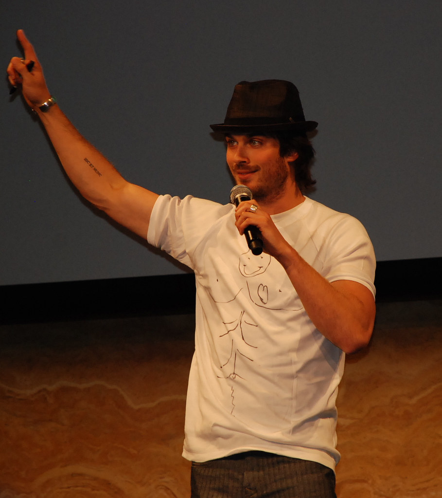 Ian Somerhalder Please Credit Wolvesx Flickr
