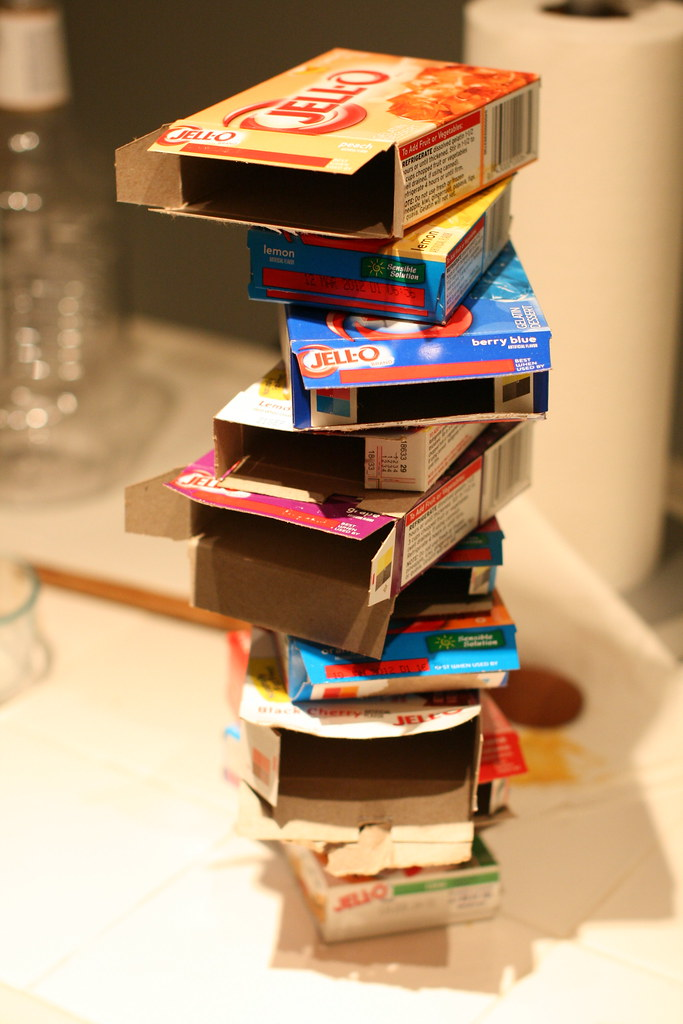 Stack o' Jello