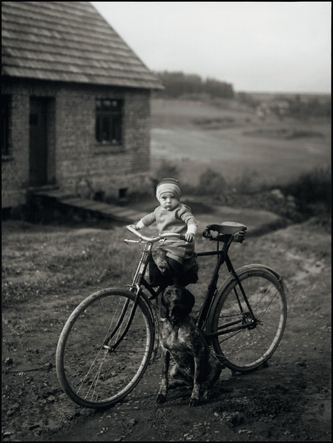 Forester's Child, Westerwald, by August Sander 1931