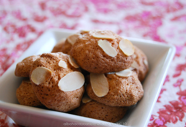 Almond orange cookies | Flickr - Photo Sharing!