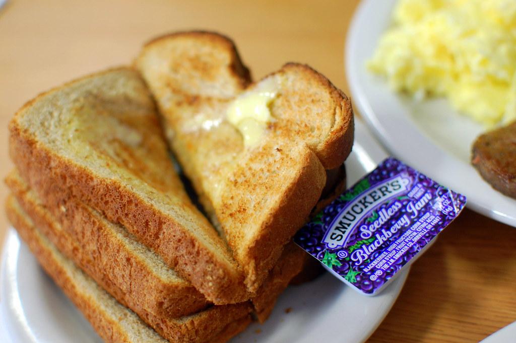 Toast 'n' Jelly
