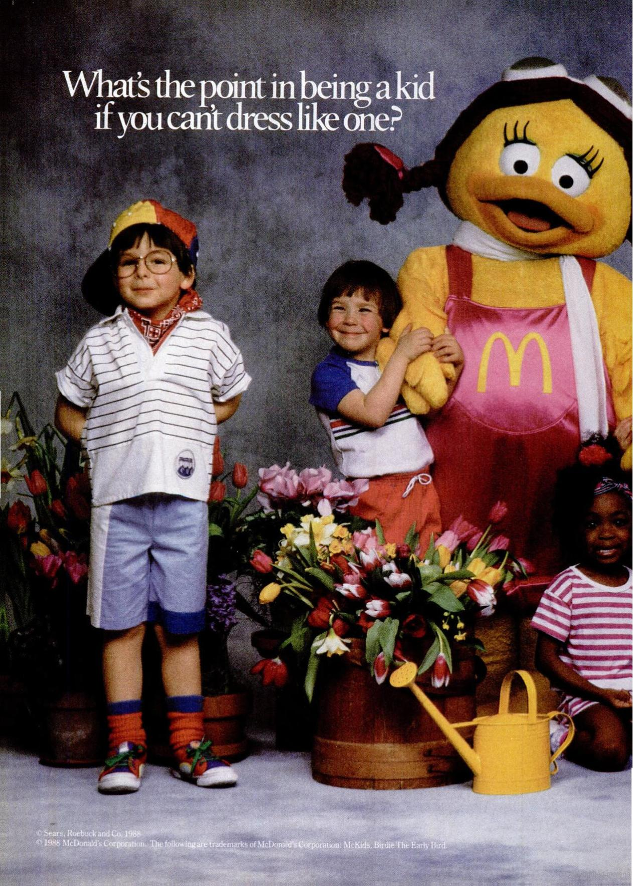 More like Frightening clothes for small fries… | Branded ...80s Clothes Kids