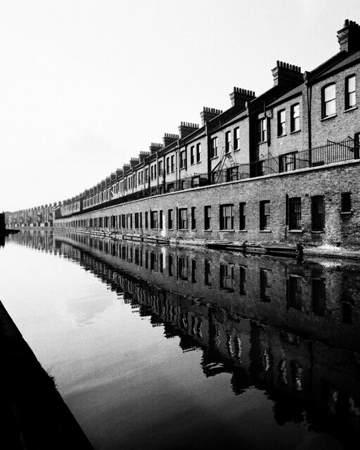 Grand Union Canal, by Bill Brandt 1935