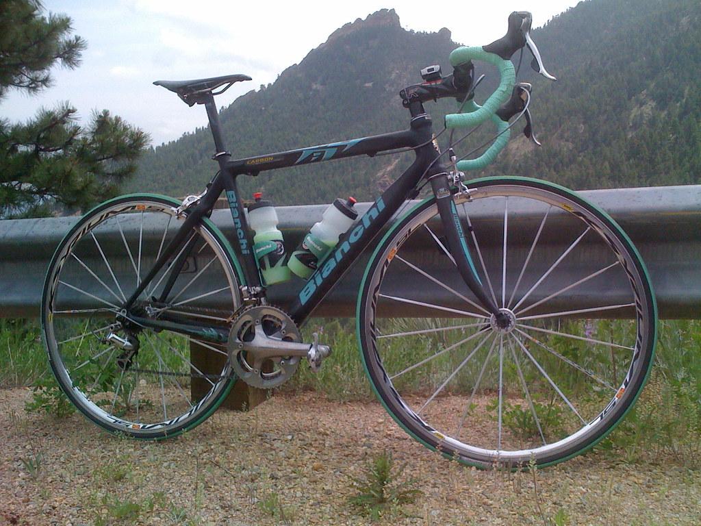 Bianchi Carbon XL - Reparto Corse