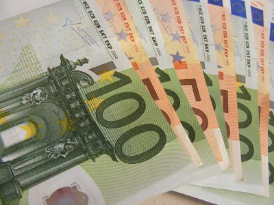 Money 100 EURO  Emilian Robert Vicol
