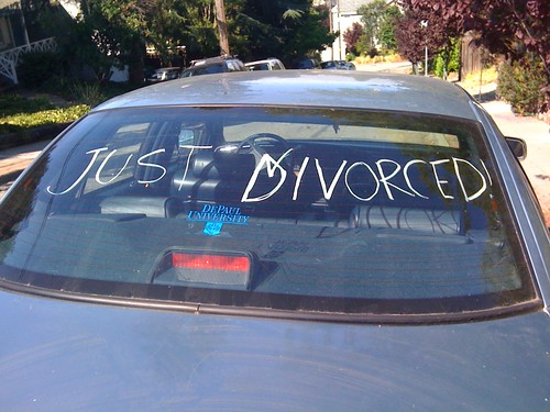 Christian attitude towards divorce