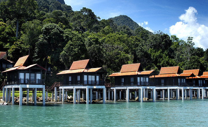 Berjaya Langkawi Resort - Junior Chalet on Water - Facade
