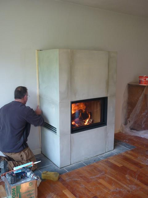 Masonry Stoves and Masonry Heaters - Contura stoves