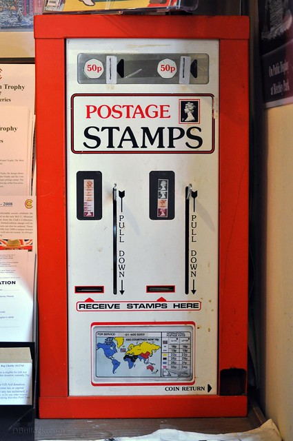 postage machine for office
