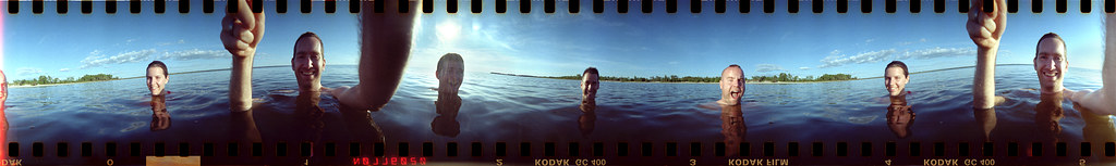 Beach Heads: Lomo 360