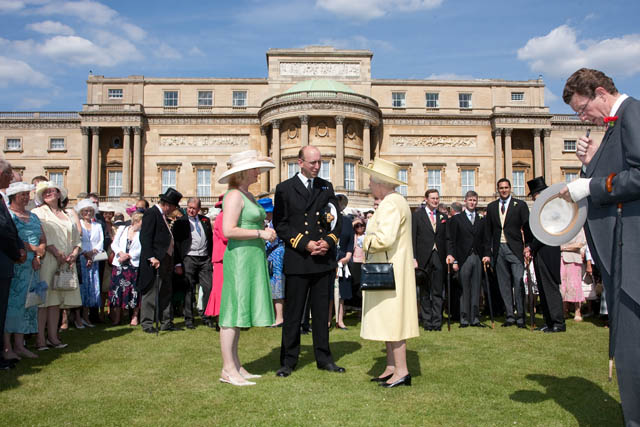 Garden Party At Buckingham Palace Flickr Photo Sharing
