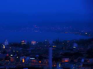 zurich night