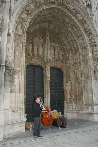 Belgique - 21 juillet 2010 - Jazz au Sablon