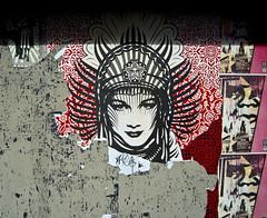 Manchester Graffiti: Obey