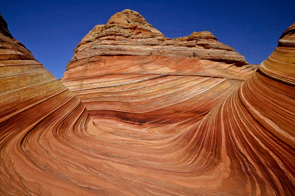 The Wave, Coyote Buttes North