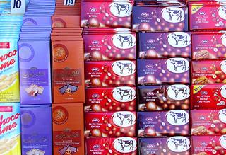Hacarmel Market, Tel Aviv, 2-3-2005