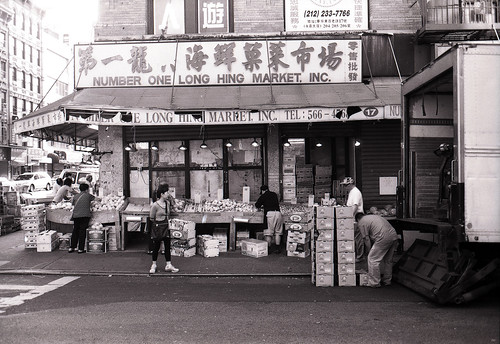Number One Long Hing Market