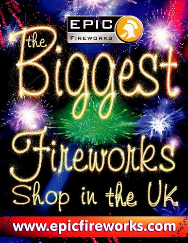 Epic Fireworks For Sale - The Biggest Fireworks Shop In The UK