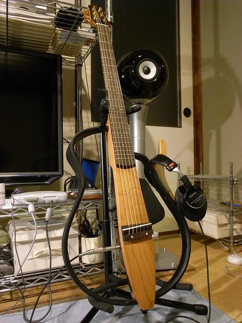 Yamaha Silent Guitar Slgs Price In India