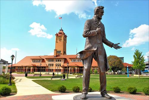 Abraham Lincoln ~ Springfield, Illinois