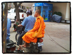 Monk Transport