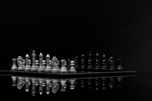 Chess - The battlefield