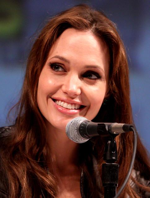 Header of Angelina Jolie (actress)