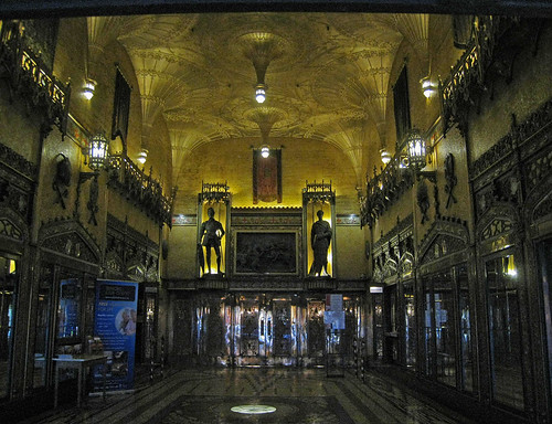 Entrance hall, State Theatre