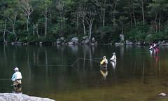 Fly Casting, Profile Lake