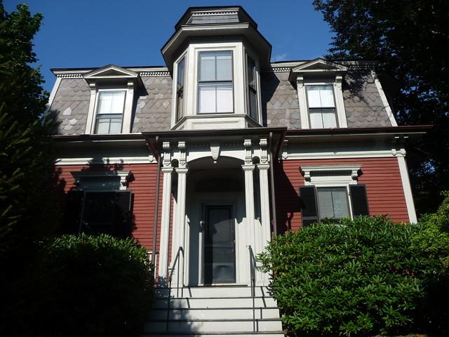 Avon Hill - Washington Street residence, Cambridge, MA