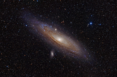 M31, Andromeda Galaxy [explored]