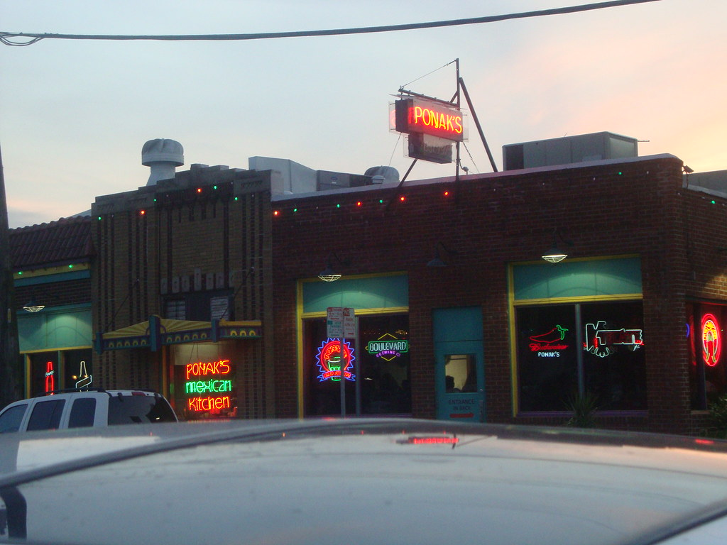 Ponak S One Of The Best Mexican Restaurants In Kansas Cit