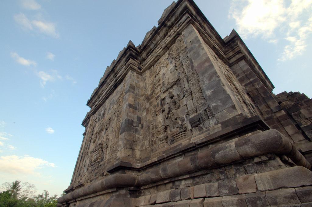 0a0807Mendut and Pawon in Borobudur Yogyakarta Indonesia