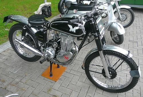 1961 Matchless Trials 347cc