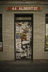 A spectre is haunting Albert Street