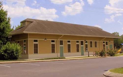 Shelbyville, TN Depot