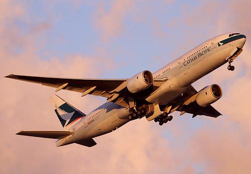 B772 - Boeing 777-267