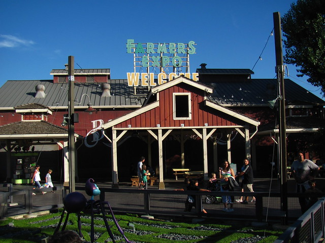 Bountiful Valley Farms in A Bug's Land