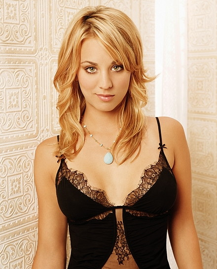 Kaley Cuoco Flickr Sharing