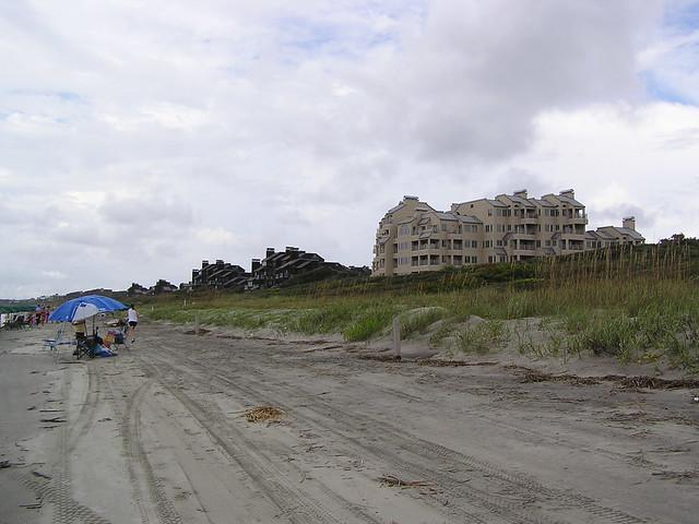 Kiwah Island Sc Gated Community
