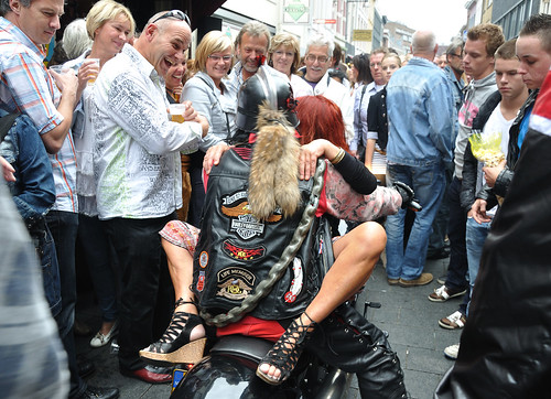 Harley Davidson rijder - Harley Davidson rider (11)  18+