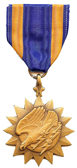 Header of Air Medal